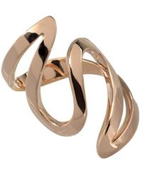 Dada Arrigoni Jewelry - Ivy Plane Rose Gold Ring - Lyst