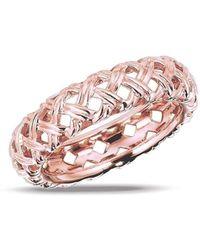 Gemlok for Gemveto - Corbeille Rose Gold Ring - Lyst
