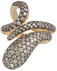 Dada Arrigoni Jewelry - Elika Pave Ring - Lyst