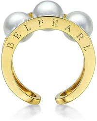 BELPEARL - A Pearl Legacy | Kobe Akoya Ring | Lyst