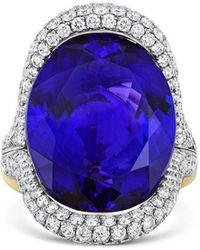 Tivon Fine Jewellery - Tivon The Blue Tulip - Lyst