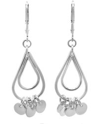 Designs by JAK - Cherish Teardrop Dangle Earrings - Lyst