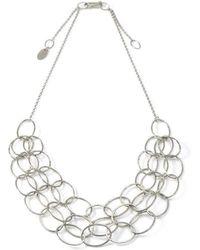 Heather O Connor - 3 Line Cascade Necklace - Lyst