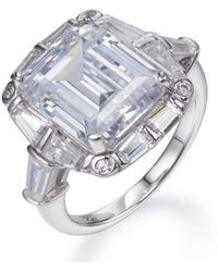 Lustre of London - Rigel Ring - Lyst