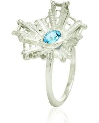 Elaine McKay Jewellery - Sepang Topaz Ring - Lyst
