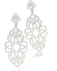Brigitte Adolph Jewellery Design - Medea Silver Earrings - Lyst