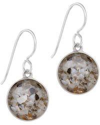 Dune Jewelry - Sandglobe Earrings - Lyst