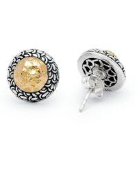 Deni Jewelry - Sisik Naga Earrings - Lyst