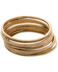 Sarah Macfadden Jewellery - 14kt Gold Stacking Rings - Lyst