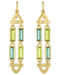 Amy Glaswand - Double Arch Earrings - Lyst