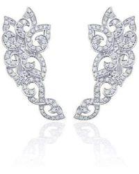 Niquesa Fine Jewellery - Venice Pulcinella Diamond Earrings - Lyst