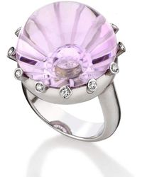 Rose Carvalho - Mandala Of Spirituality Ring - Lyst
