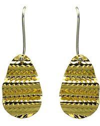 Emma Mogridge Jewellery - Pebble Earrings - Lyst