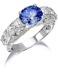 Pinomanna - Royal Collection Sapphire Ring - Lyst