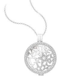 Lucet Mundi - Large Silver 'starlight' Coin Starter Set - Lyst