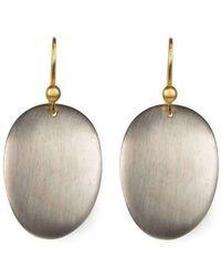 juniimjuli - Gold & Silver Shiny Baobab Earrings | - Lyst