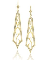 Enamorata - Fortitude Earrings - Lyst