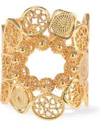 Vanilo - Selena Ring Gold - Lyst