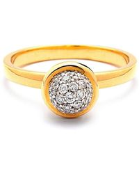 Syna 18kt 925 Snake Ring - UK N - US 6 1/2 - EU 54 iUYKZesT