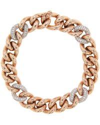 Cosanuova | Essential 4-link Rose Bracelet | Lyst