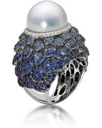 BELPEARL - A Pearl Legacy | Indigo Ring | Lyst