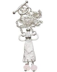 Kate Chell Jewellery - Angel Necklace - Lyst