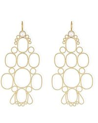 Christina Soubli | Queen Hook Earrings | Lyst