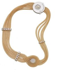 Franco Piane Designed By Franco Pianegonda - Sweet Ripples Necklace - Lyst