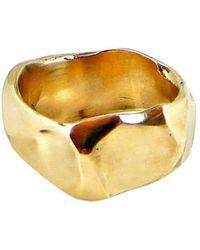 Beryl Dingemans Jewellery - Gold Dune Ring - Lyst