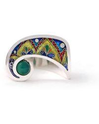 Kimili - Moon Shape Ring - Lyst
