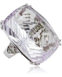 Sarah Ho Numerati Fancy Diamond Lucky Number 1 - UK M - US 6 - EU 52 3/4 6M7I4