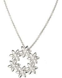 Asa Iceland - Summer Breeze Flower Crown Pendant - Lyst