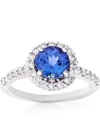 Uwe Koetter - Blossomly Blue Ring - Lyst