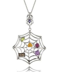 MANJA Jewellery - Anansi Necklace - Lyst