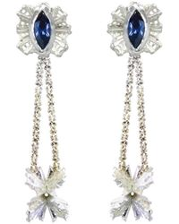 Elaine McKay Jewellery - Reflect Dangle Earrings - Lyst