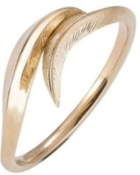 Daou Jewellery - Feather Ring - Lyst