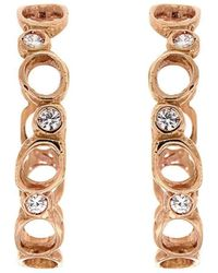 Botta Gioielli - Rose Bubbles Earrings - Lyst