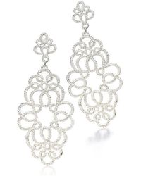 Brigitte Adolph Jewellery Design - Medea Silver Earrings - Lyst