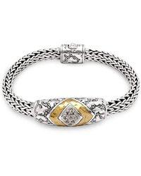 Deni Jewelry - Plaster Bracelet - Lyst