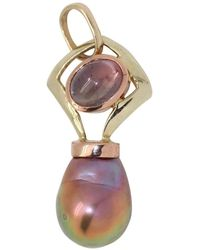 Lainey Papageorge Designs - Molten Water Pendant - Lyst