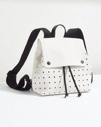 Jigsaw - Blake Perforated Backpack - Lyst