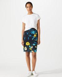 Jigsaw - Botanical Trail Pencil Skirt - Lyst