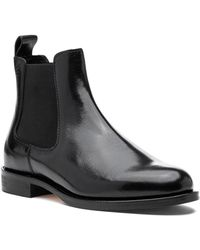 275 Central - D8123 Boot Black Leather - Lyst