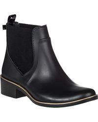 Kate Spade - Sedgewick Rain Boot Black Rubber - Lyst