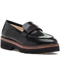 275 Central - 3274 Loafer Black Leather - Lyst