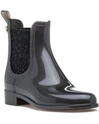 133de630253 Lyst - Lemon Jelly April Waterproof Chelsea Boot in Black