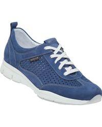 Mephisto - Yoana Navy Sneaker - Lyst