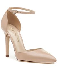 275 Central - Two Piece Pump Nude Leather - Lyst