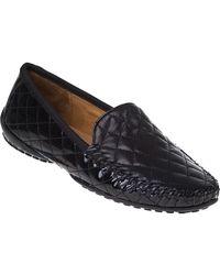 Robert Zur - Quana Loafer Black Leather - Lyst
