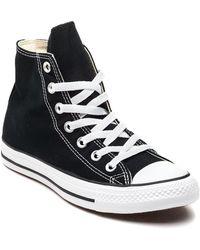 a1737bb5b00a Lyst - Converse Chuck Taylor All-star High-top Sneaker Navy Canvas ...